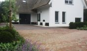 Binnenterrein te Zwolle