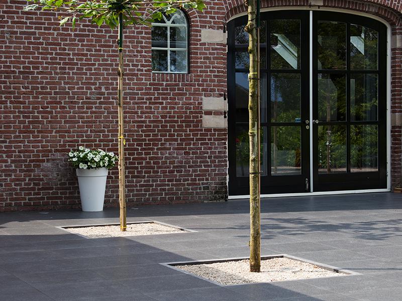 Tuin te Zwolle